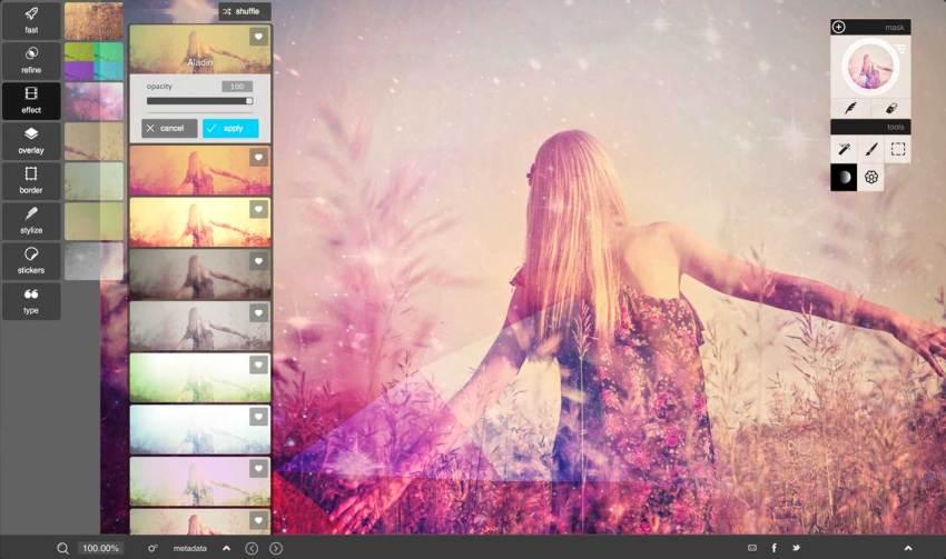 Desktop Photo Editing Tools - Pixlr
