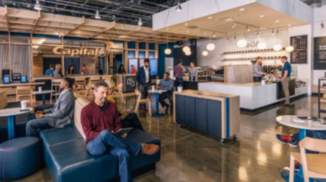 With more digital customers than ever, branch banks are changing to look more like a coffee shop or a modern boutique than the traditional marble affair.