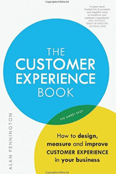 Design, Measure, and Improve Your Customer Experience With The Customer Experience Book