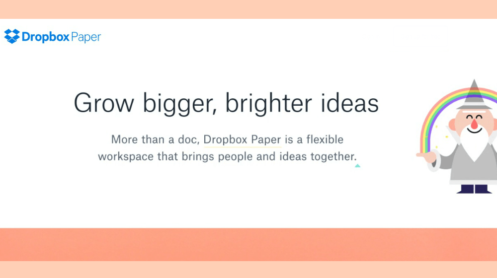 Dropbox Officially Launches Paper Collaboration Tool - FridayPosts.Com. Nigeria Breaking News Review Website