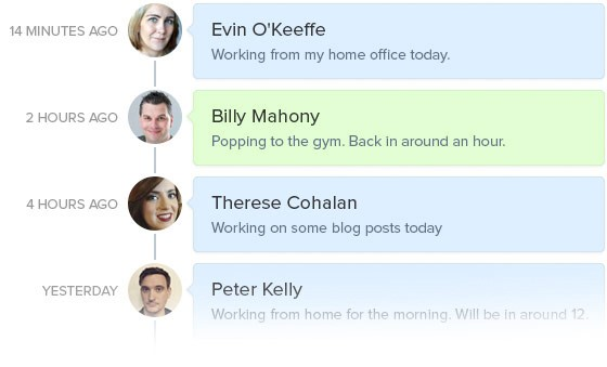 How to Manage Your Business with Teamwork Projects - Status Updates