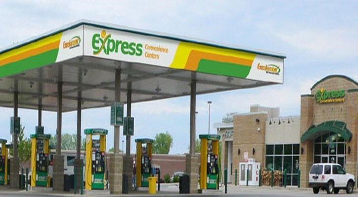 16 Gas Station Franchise Businesses - Express Convenience