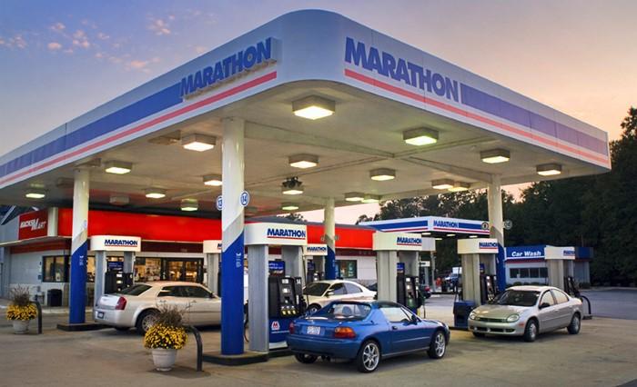 16 Gas Station Franchise Businesses - Marathon