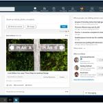 Microsoft Launches Windows 10 App for LinkedIn
