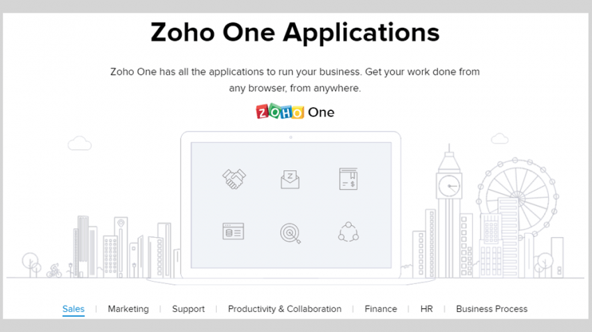 Zoho One Launched: New All in One Pricing for Zoho Apps