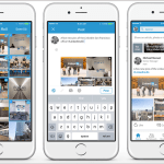 Business Networking Platform LinkedIn Adds New Multiple Photos and Sharing Enhancements
