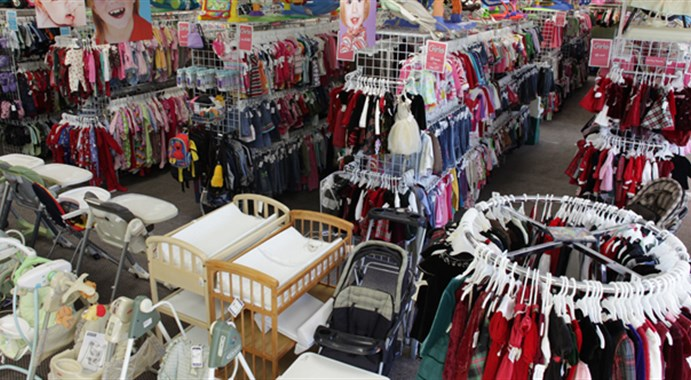 10 Clothing Franchise Opportunities Available Now - Once Upon a Child