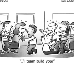 Team Building Exercise or Fight Club – You Decide!