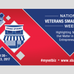 Veterans Small Business Week Celebrates Economic Contribution of Service Members