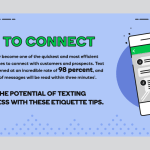4 Texting Rules to Follow as a Small Business Owner (INFOGRAPHIC)