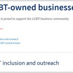 SBA Restores LGBTQ Resources to Its Website