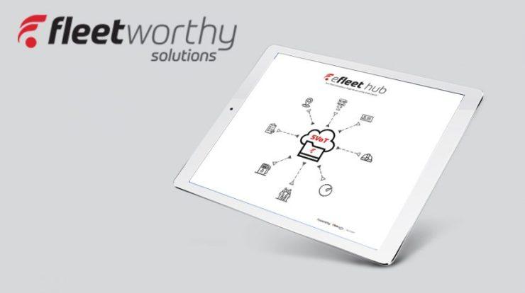 Fleetworthy eFleet Hub Designed for Bringing Multiple Streams of Driver Data Together