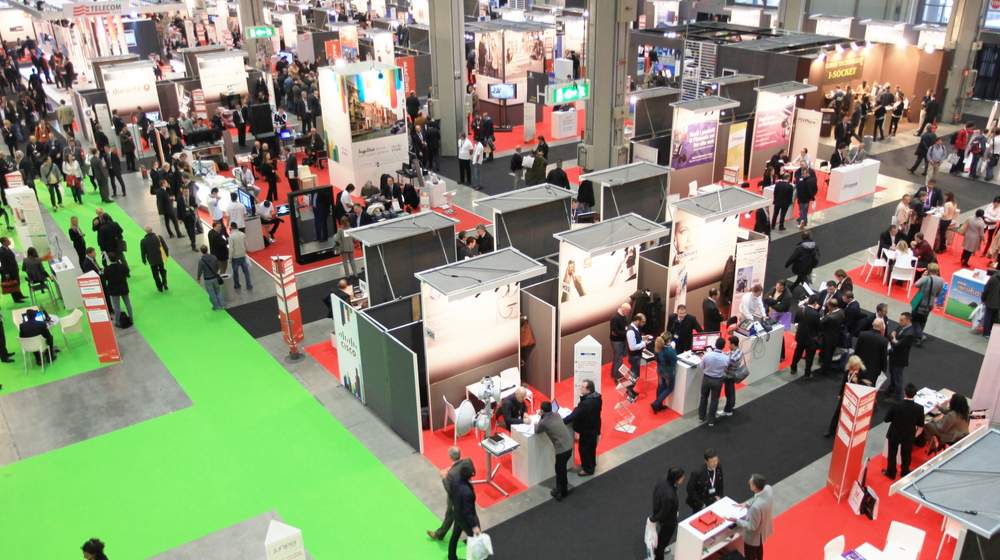 Attending Your First Trade Show? Here's How to Stand Out