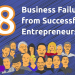 The Epic Business Fails of the World's Top Entrepreneurs (INFOGRAPHIC)