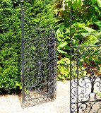 Wrought-iron Gates