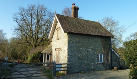 Oakly Park Lodge House