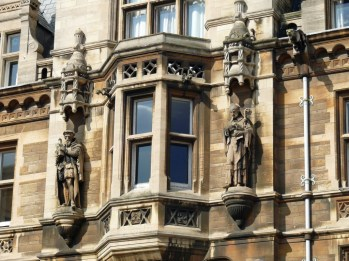 Statues and Grotesques