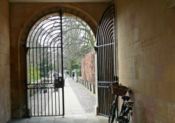 Old Court - Clare College