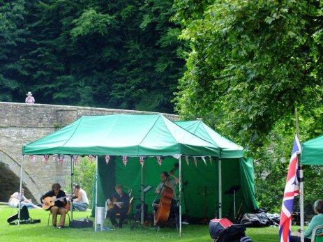 Jazz on Millennium Green