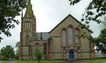 Kirkcudbright Parish Church (St Mary's and St Cuthbert)