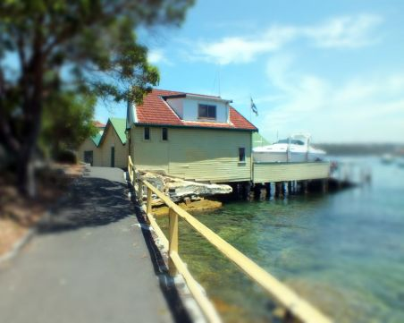 Manly Cove Launch Club