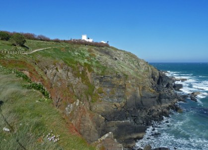 View to the lighthouse