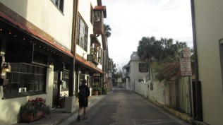 Street of St. Augustine
