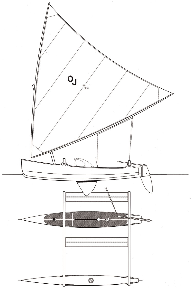 hight resolution of outrigger junior perspective outrigger junior sailplan