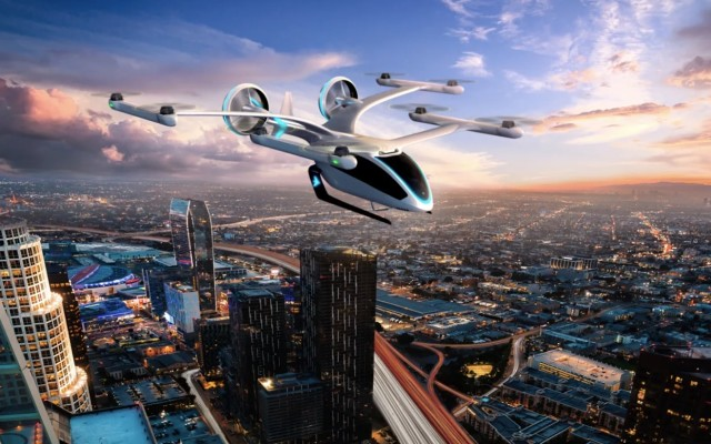 Uber Takes To The Skies With Air Taxi Trial In Melbourne