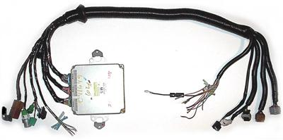 Vanagon :: Subaru Conversion Parts :: Harness Modification
