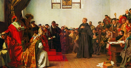 Here I Stand Martin Luther