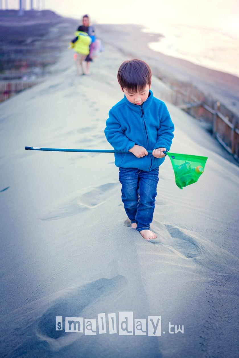 台北桃園新竹兒童寫真 小日子寫真館 觀音海邊 (11)