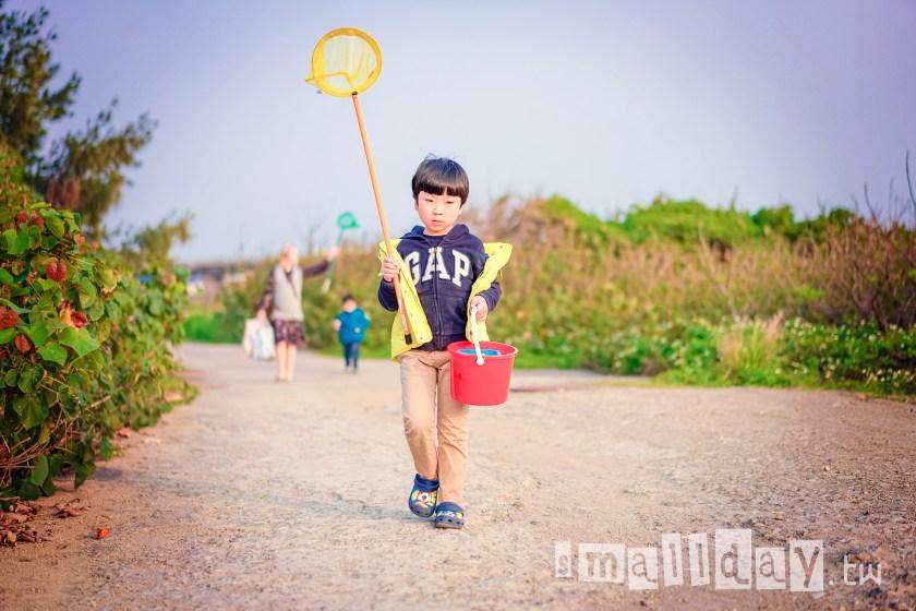 台北桃園新竹兒童寫真 小日子寫真館 觀音海邊 (2)