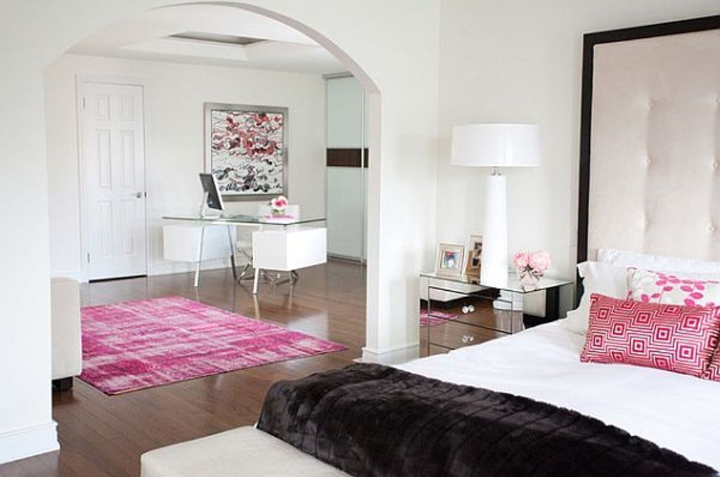 Pink Interior Design Pink Color For Modern Romantic Interior Designs - Small