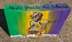 mardi gras in new orleans fess art