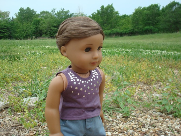 Braid Hairstyle for Long Haired Dolls