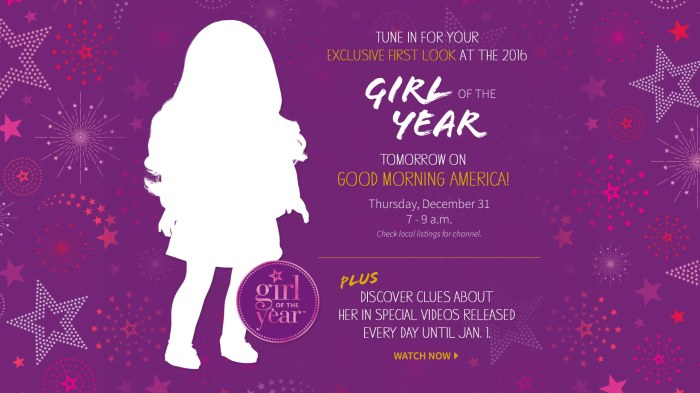 Lea Clark on Good Morning America Tomorrow!