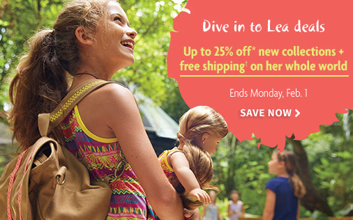Dive Into Lea Deals – New Collections and Free Shipping