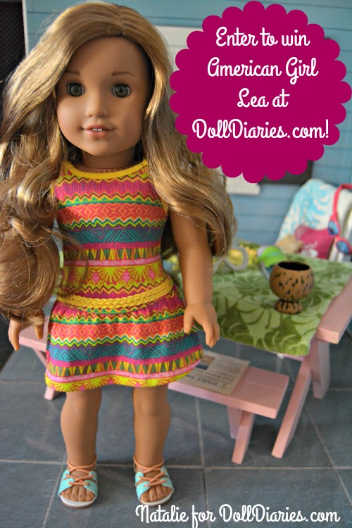 Doll Diaries Giveaway – Lea Clark Doll