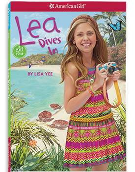 Book Review: Lea Dives In