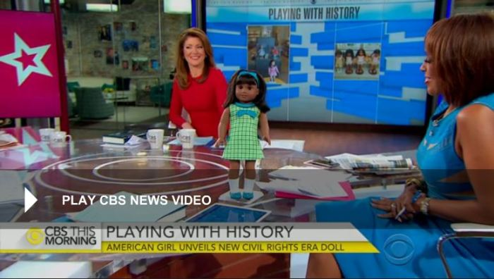 Melody Doll on CBS News – Video