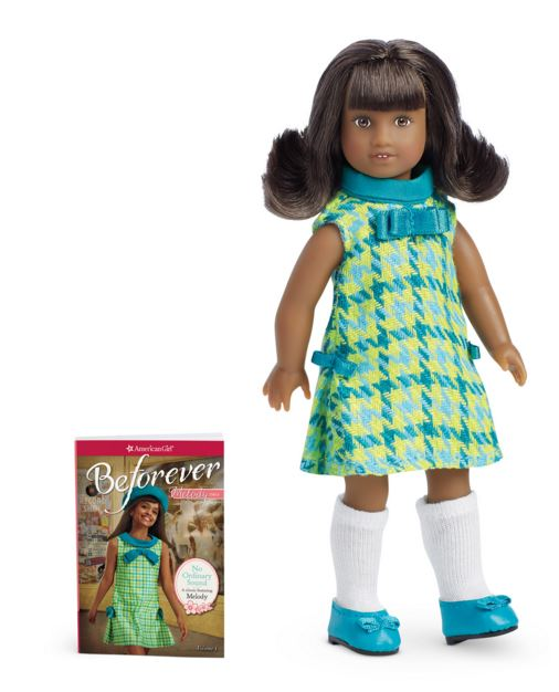 News: Melody Ellison Mini Doll and More