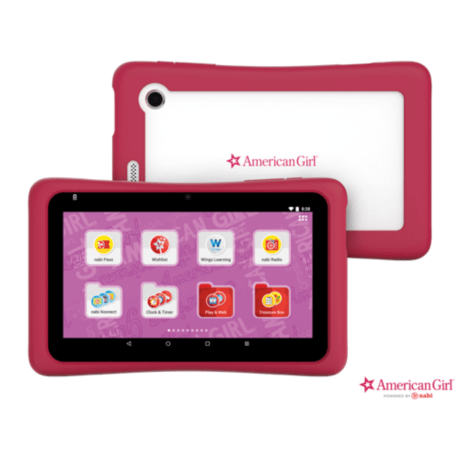American Girl's New Nabi Tablet