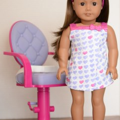 Doll Salon Chair Sex Position Review Wrap Set Small Dolls In A Big World Christmastime 31