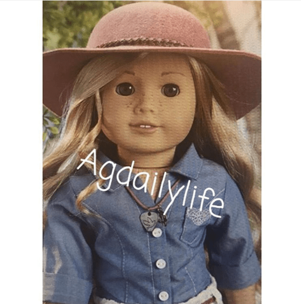 Tenney Grant's Collection + Logan AG Boy Doll Leaked!