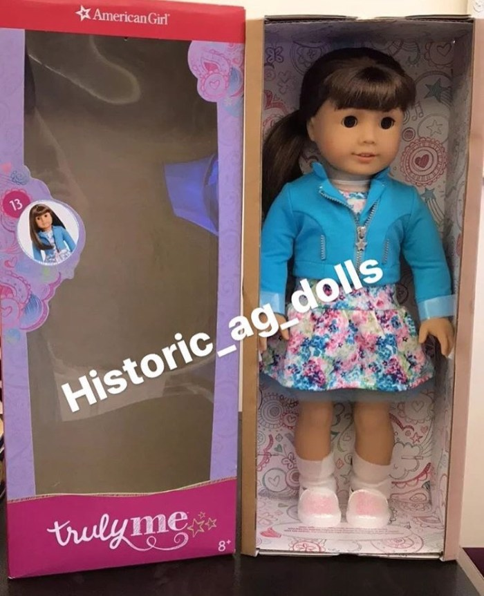 New Truly Me Meet Outfit and Packaging