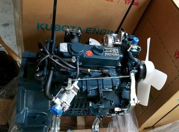 Kubota 215HP Natural Gas Engine DG972  Roy Padgett Sales LLC