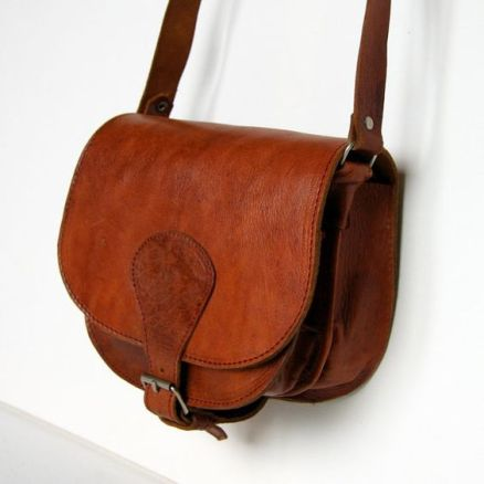 A messenger bag from Etsy