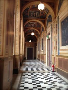 Galerie supérieure du Palais des Etudes (crédit éa marzarte)