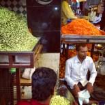 Marchand de fleurs, Mysore
